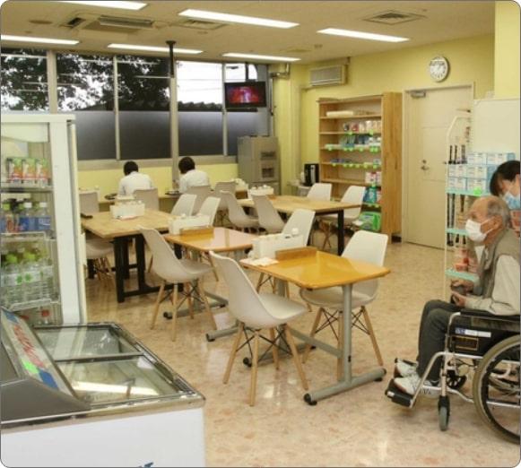 ツナガリ食堂 - 加東市民病院内